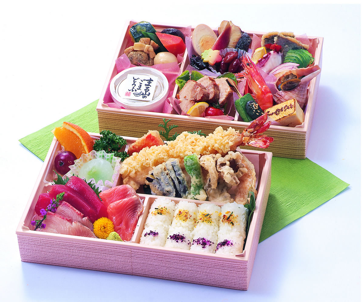 Kokyu Bento in Japan