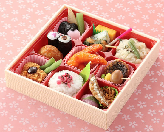 Ordinally Bento