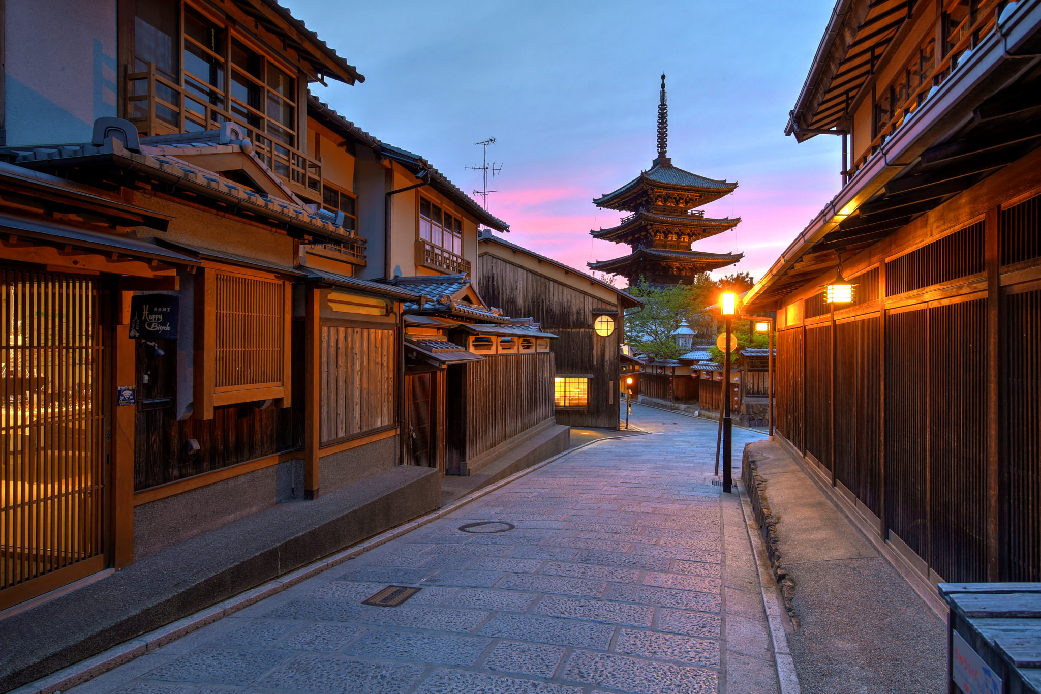 Kyoto is a place where you can touch the sense of Mono no Aware