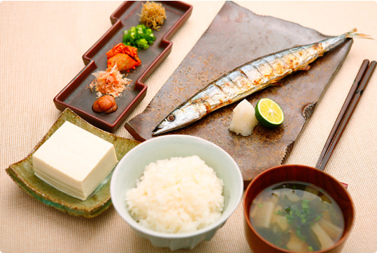 Japanese food encyclopedia of japan for Ancient japanese cuisine