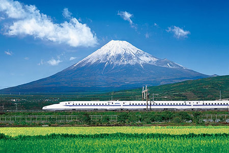 High-Speed rail (Bullet Train)