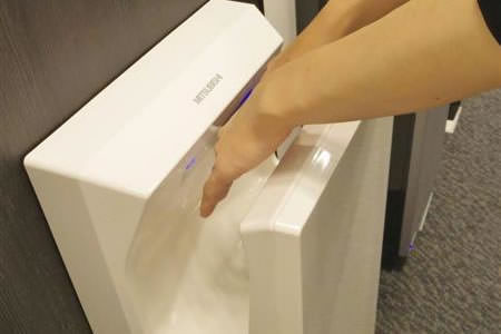 Jet Blow Hand Dryer