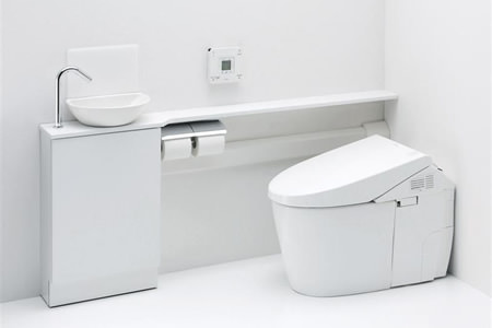 Washlet (Electric Toilet Technology)