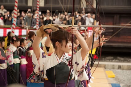 Kyudo in contemporary society