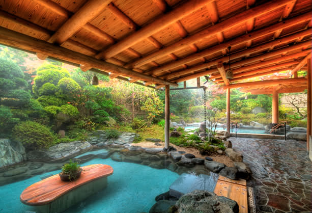 Onsen  U2014 Encyclopedia Of Japan