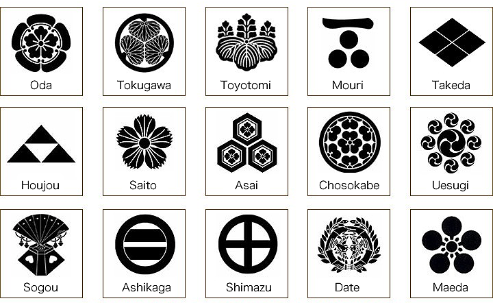 Kamon Symbols of Japan — Encyclopedia of Japan