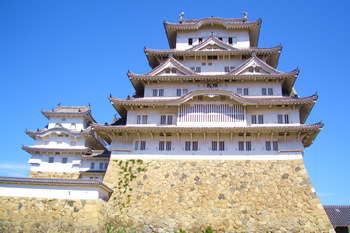 Other view of Himeji Castle